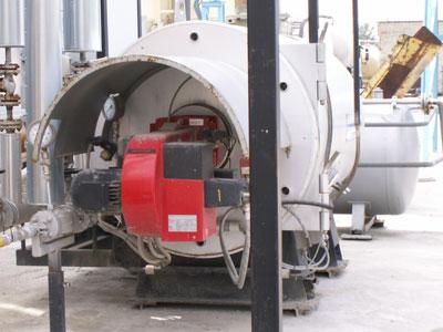 Производство, установка и обслуживание промышленных котлов